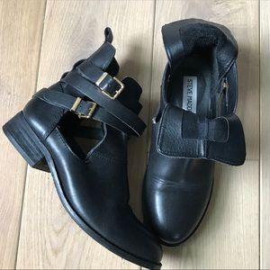 Steve Madden Strappy Boots